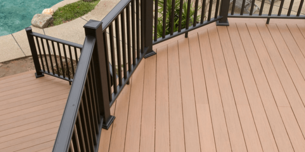 Dartmouth Building Supply decking and porch or railing material