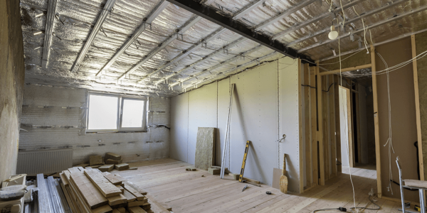 Dartmouth Building Supply Drywall framing and installation