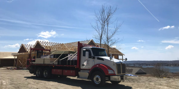 Dartmouth Building Supply Material Delivery