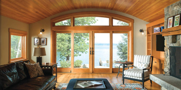 Dartmouth Building Supply Anderson Series Gliding 4 Patio Doors